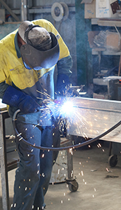 PJN STEEL FABRICATION WELDING MANUFACTURING SHEDS